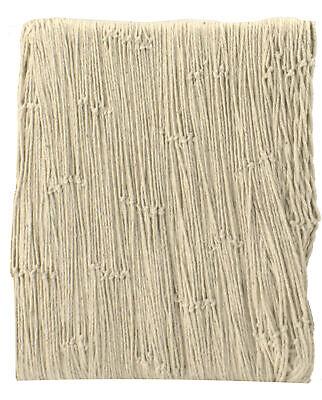 Fischernetz 200 x 400 cm maritime Dekoration Deko Netz beige natur 8m² Dekonetz