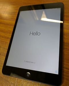 iPad Mini - 16gb - Black - WiFi