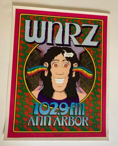 1970's Original Gary Grimshaw WNRZ 102.9 FM Radio Station Advertisement