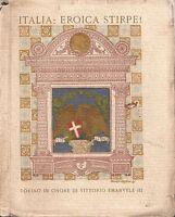 Italia: Eroica Stirpe Torino In Onore Di Vittorio Emanuele Iii Xx Maggio 1923 - maggi - ebay.it