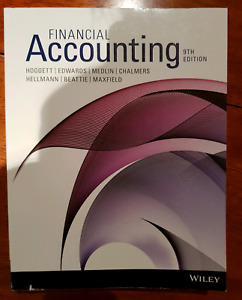 Financial accounting wiley textbooks gumtree australia free financial accounting wiley textbooks gumtree australia free local classifieds fandeluxe Gallery