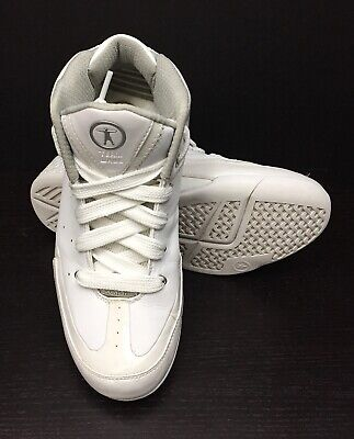Converse Team Wade TFC Dwyane DWade All White Mid Mens 11 US Basketball Shoes for sale  Canada