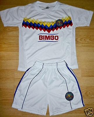 Aguilas del America Calceta Niño Soccer Team Socks for Baby Toddler 6 to 12 M