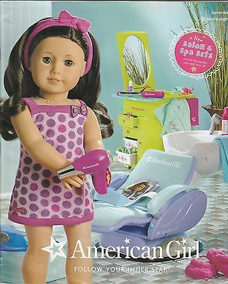Girls Clothes Catalog (American Girl Clothes Catalog September 2013 ~ Back Issue ~ FREE)