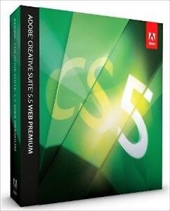 Adobe Creative Suite 5.5 Web Premium for Mac CS5.5 CS5