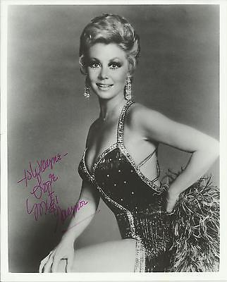 Mitzi Gaynor - Original Autographed 8x10 Signed Photo