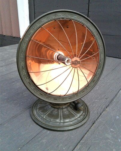 Antique Universal Bowl Electric Heater by Landers Frary & Clark 1925s