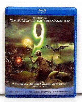 9 Blu-ray Region A Elijah Wood Christopher Plummer Connelly Glover Landau Reilly