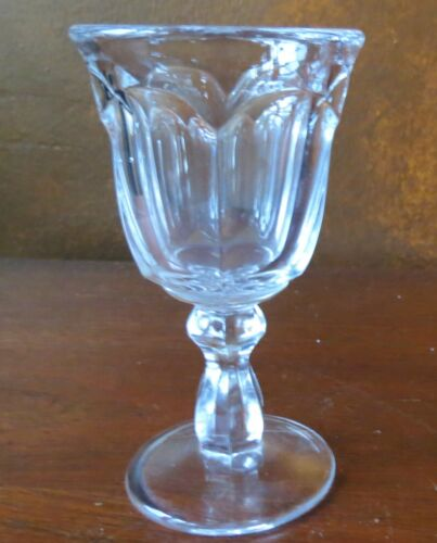 "Imperial Old Williamsburg Clear 5 ¼"" Wine Goblet(s)"