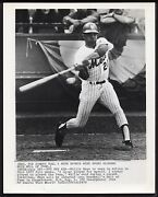 Willie Mays Wire Photo
