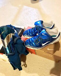 Kids Nike Soccer Boots With Shin Guard