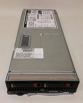 Сервер HP BL460c G5 2x Quad