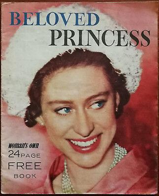 Princess Margaret. Beloved Princess Woman's Own Book 1961
