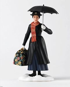 Disney Enchanting Practically Perfect (Mary Poppins) Figurine NEW in Box