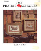 Barn Cross Stitch Patterns
