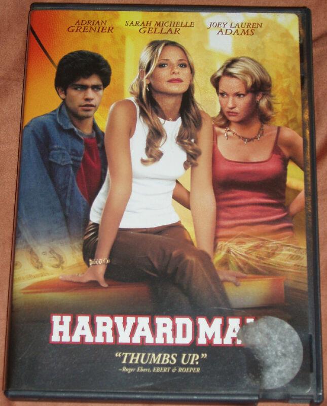 Harvard Man (DVD, 2002)