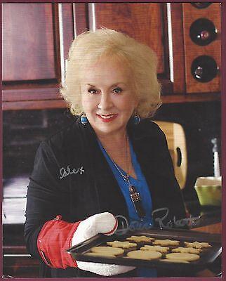 "Doris Roberts, Actress, Signed 8"" x 10"" Photo, COA, UACC RD 036"