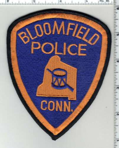 Bloomfield Police (Connecticut) 4th Issue Shoulder Patch