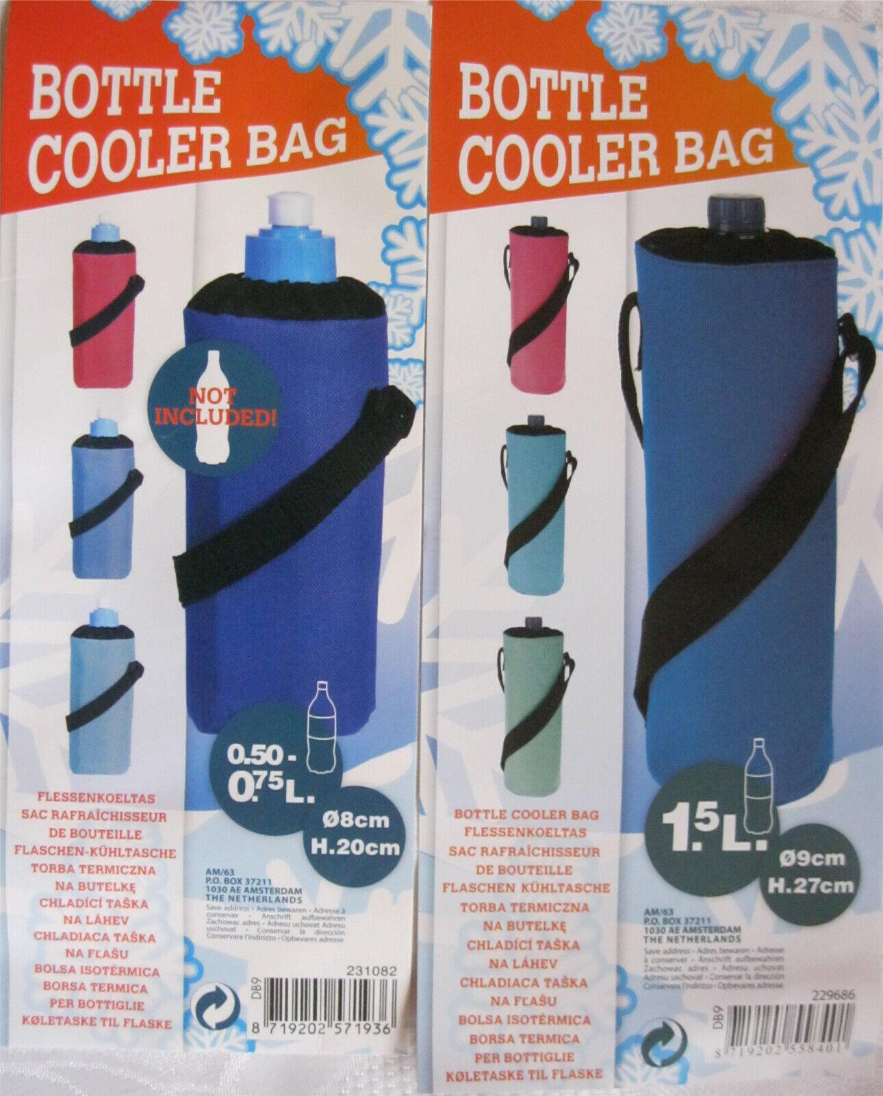 Flaschenkühltasche Kühltasche Kühlbox Flasche Flaschenkühler Isoliertasche