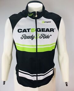 Cycling  jersey Large New Apogee bicycle Ready to Ride Cat 5
