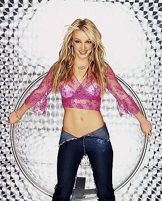 Britney Spears Unsigned 8x10 Photo (95)