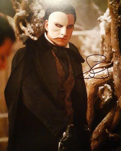 Gerard Butler signed 8x10