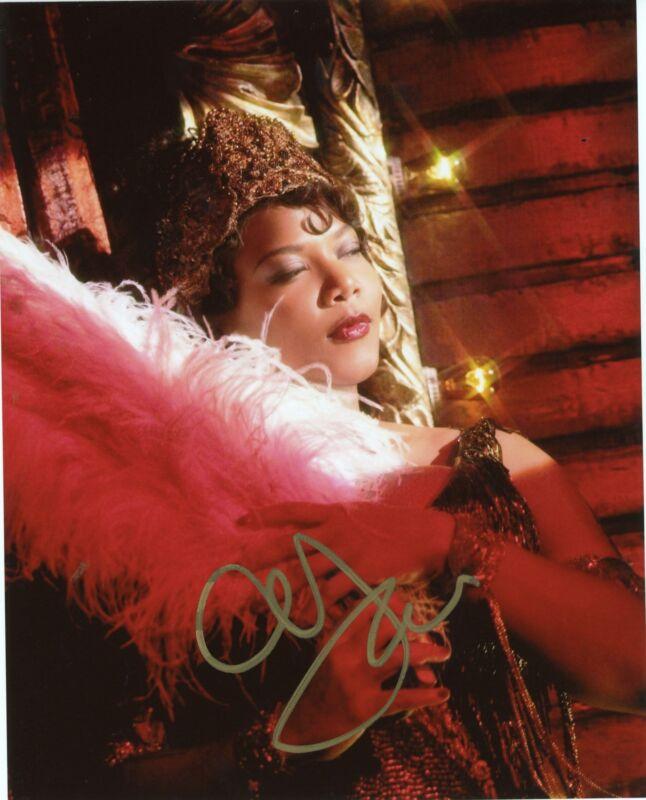 "Queen Latifah ""Chicago"" AUTOGRAPH Signed 8x10 Photo ACOA"