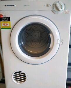 4kg Simpson Dryer