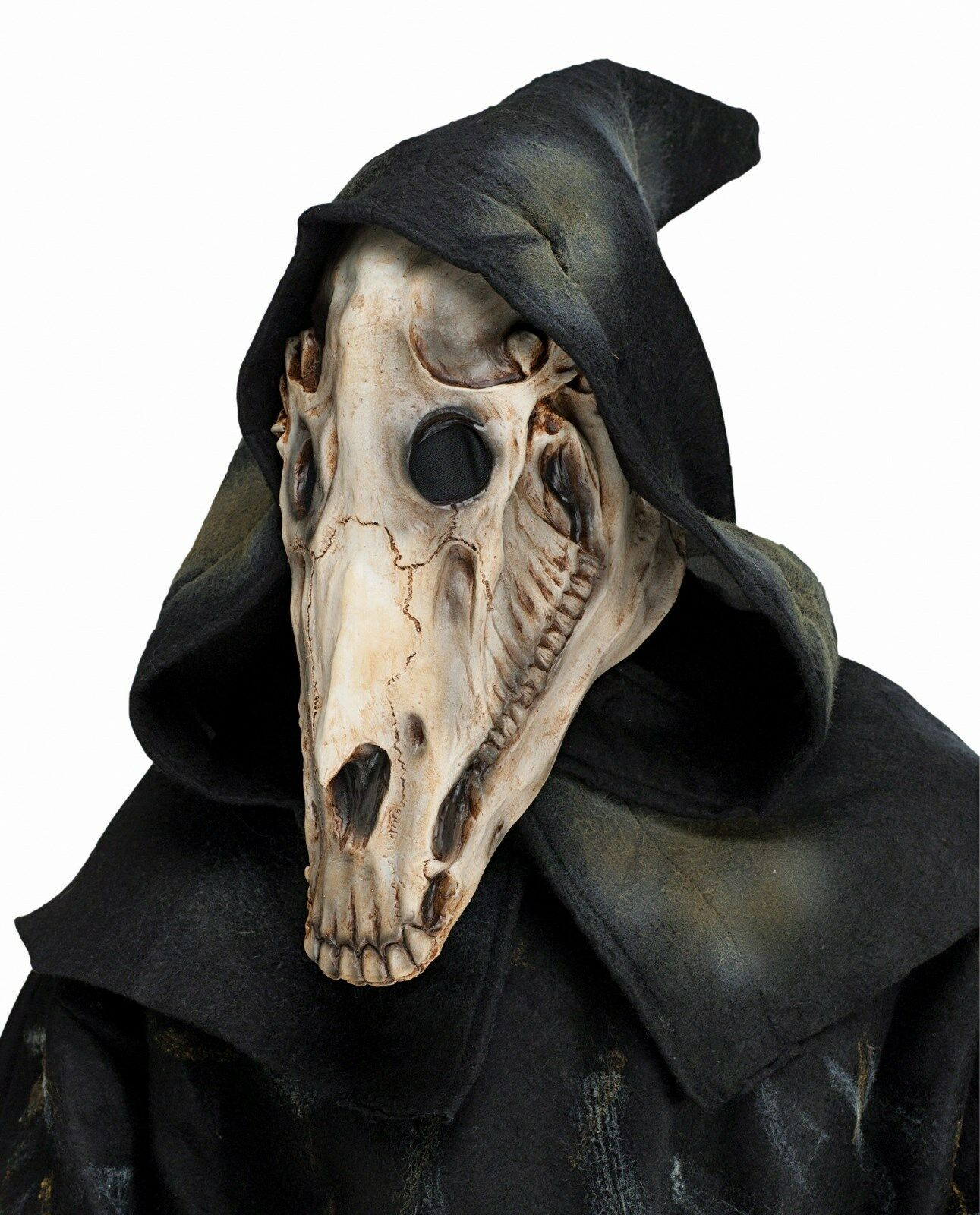 Horse Mask - Latex Rubber Unicorn Horse Animal Head Mask Costume ...
