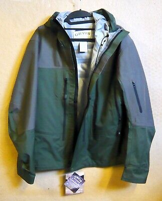 ORVIS PRO GUIDE WADING JACKET NEW