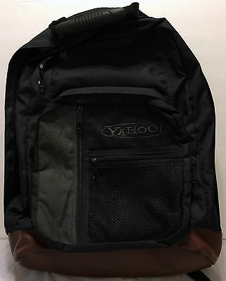Vtg Yahoo  By Gregory Mountain 1990S Laptop Backpack Web Search Nineties Dot Com