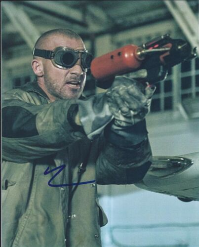 Dominic Purcell Signed Autographed 8x10 Photo The Flash Prison Break O3