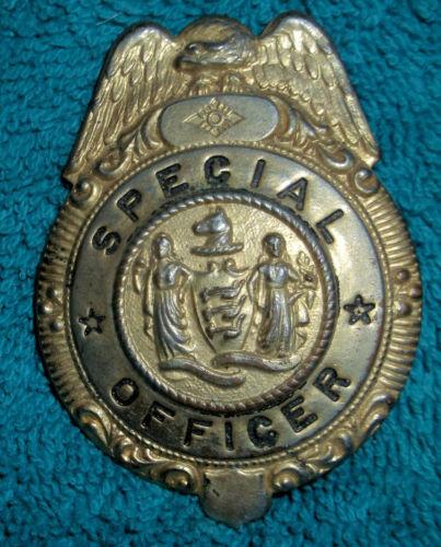Special Officer Badge            B-5