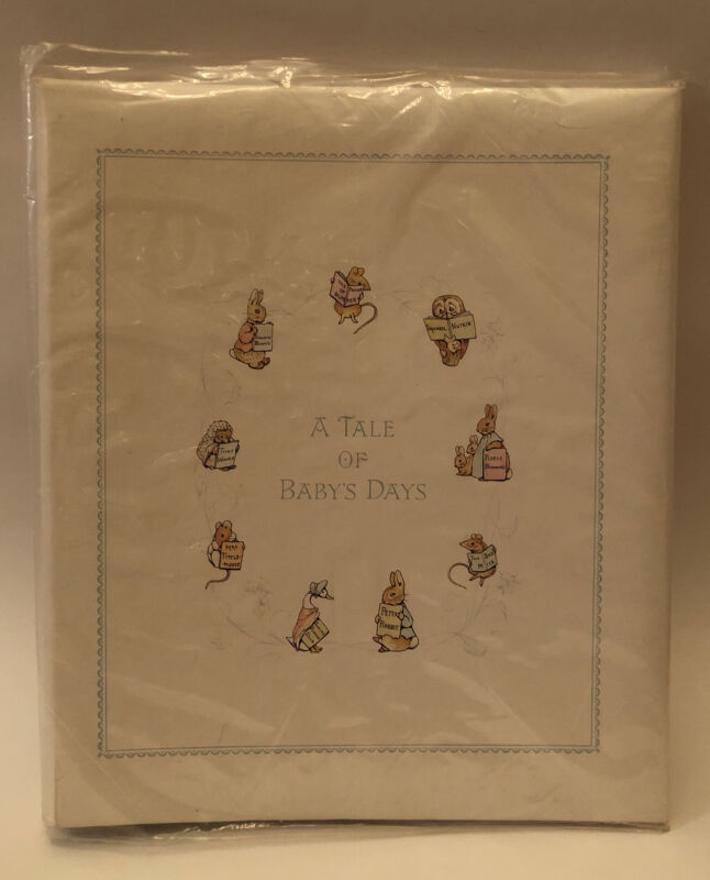 """Beatrix Potter Collection """"A Tale Of A Baby"""