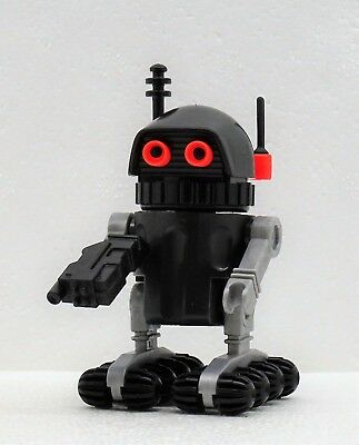 Robot Negro R2 Playmobil Zu Space Mars Android Nave Espacial Estación Astronauta segunda mano  Embacar hacia Spain