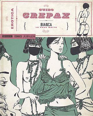 CREPAX : collana EROTICA n° 11 - BIANCA - ed. Mondadori SCONTO 50%