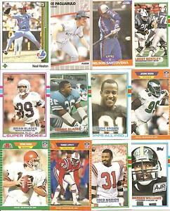12-1989-University-of-Miami-Hurricanes-Alumni-Cards-NO-DUPES-Bernie-Kosar