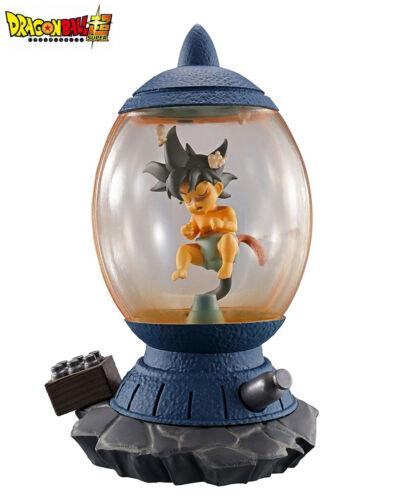 MegaHouse Dracap RE BIRTH Dragon Ball Super Figure Kakarot Goku Nursing Capsule