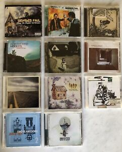 Emo Punk Rock Music Collection Sydney City Inner Sydney Preview