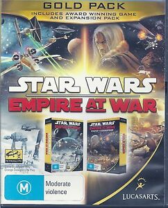 Star Wars™ Empire At War: Gold Pack Steam Game PC