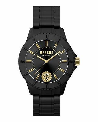 Versus Versace Tokyo R Silicone Black Watch VSPOY0118