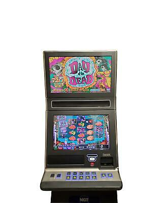 "IGT G23 Slot Machine ""Day of the Dead"""