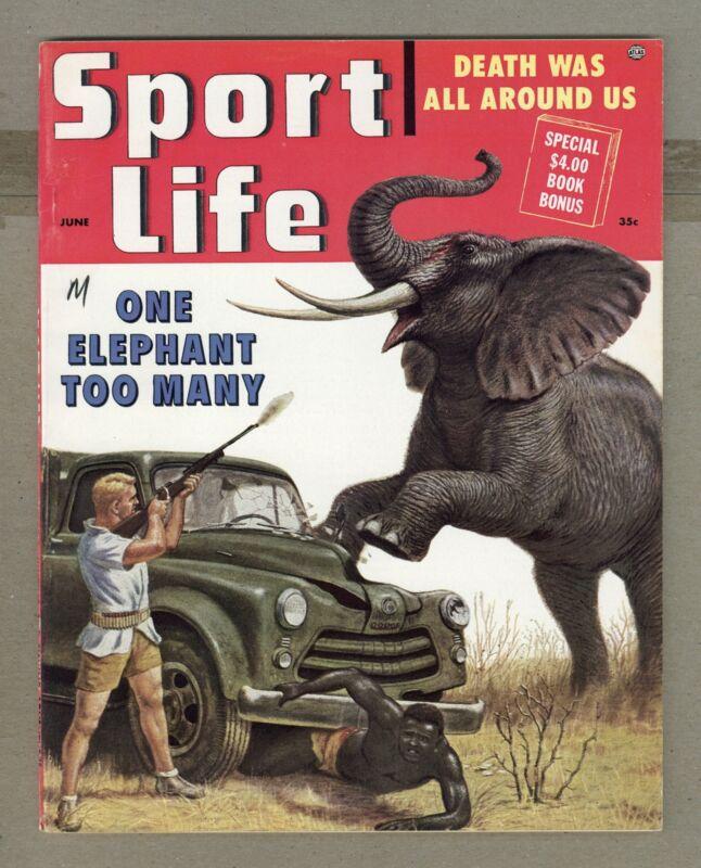 Sport Life #Vol. 3 #2 FN+ 6.5 1956