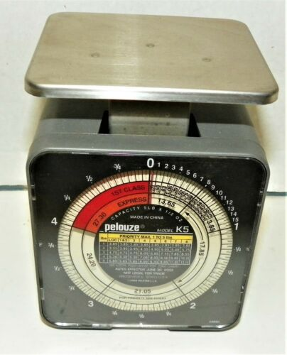 PELOUSE VINTAGE MECHANICAL SCALE