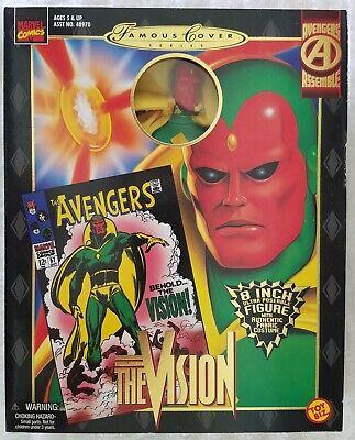 MARVEL COMICS AVENGERS ASSEMBLE THE VISION FAMOUS COVER SERIES 8
