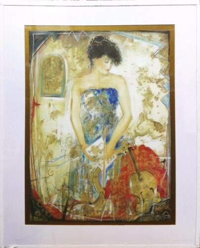 "Janet Treby ""interlude"" 