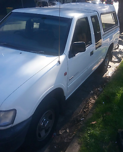 Holden rodeo spacecab Ute. Excellent condition. $3600.. may swap Bondi Beach Eastern Suburbs Preview