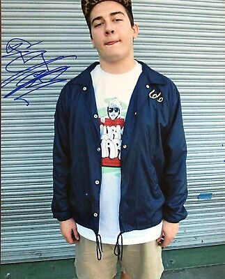 Getter DJ Signed Autographed 8x10 Photo Dubstep