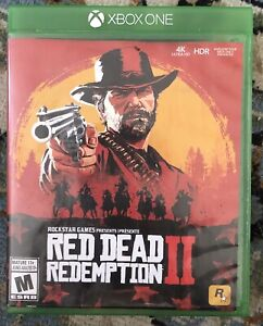 Red dead redemption two Xbox one