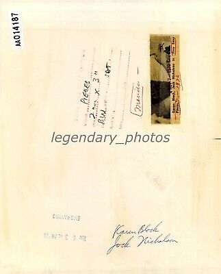 1970 Five Easy Pieces Karen Black Jack Nicholson Original Press Photo - $14.99